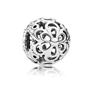 PANDORA Daisies Charm Sterling Silver